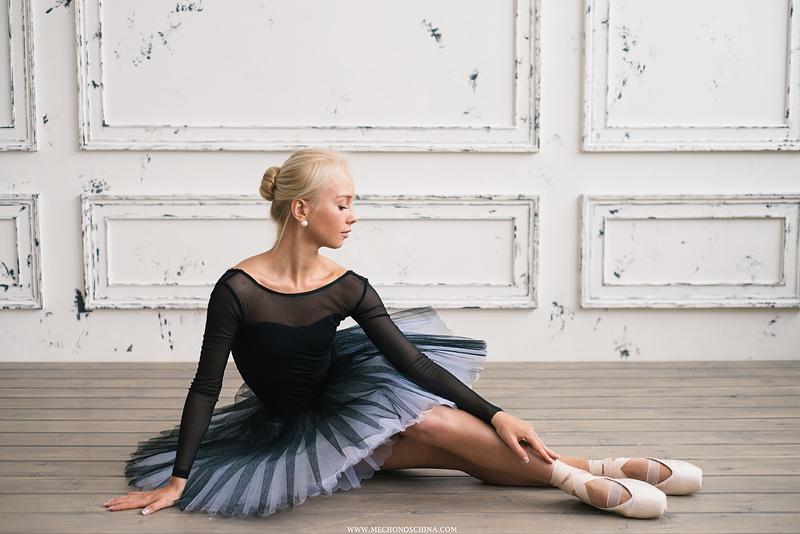 Идеи для фото в образе балерины