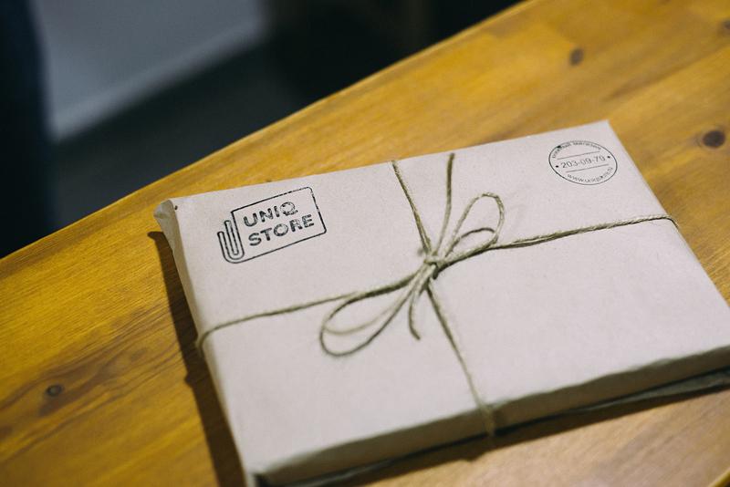 крафтовая упаковка