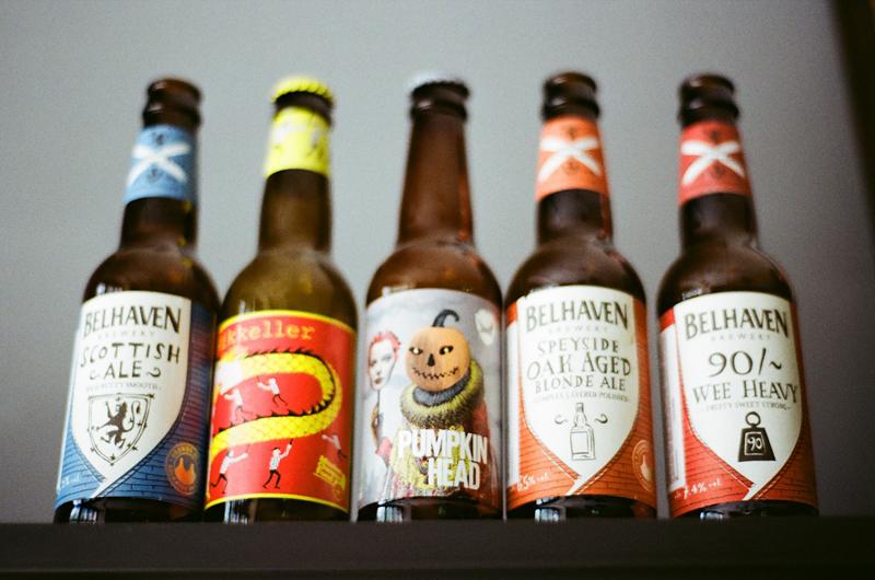 пиво belhaven