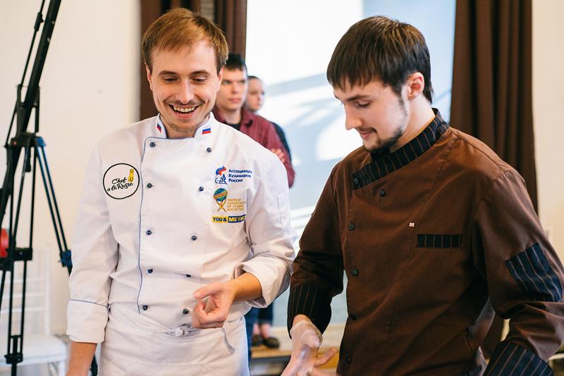 повар Евгений Попов пермь