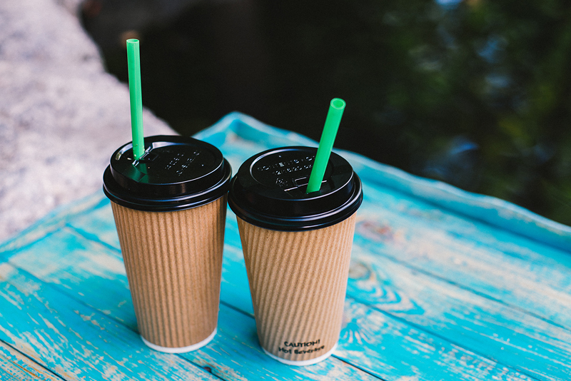 больше кофе