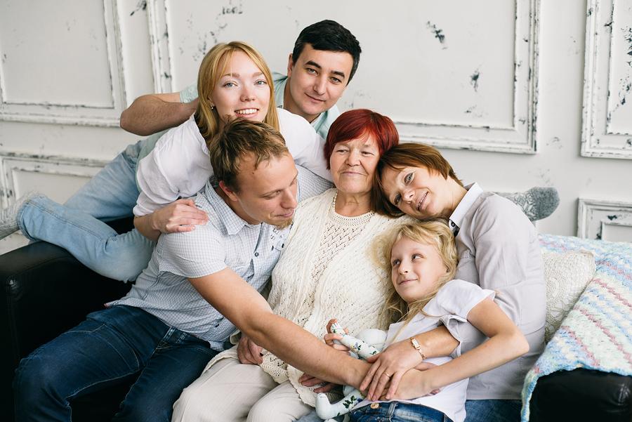 семейная фотосъемка в перми
