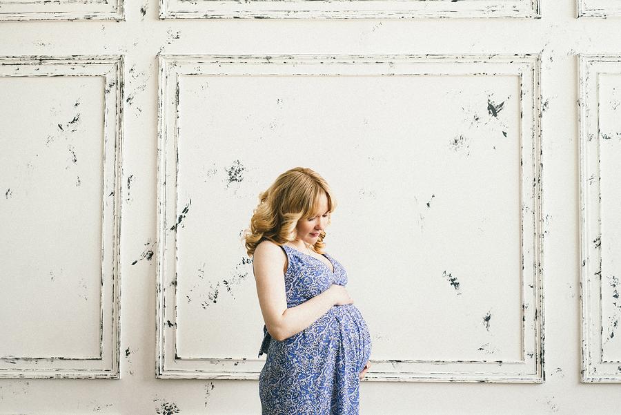 что одеть беременным на фотосессию
