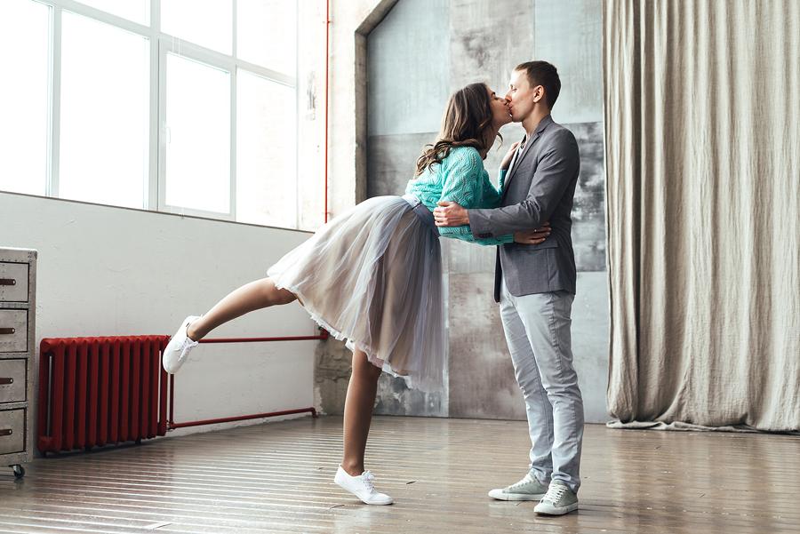 идеи для фотосессии love story в фотостудии