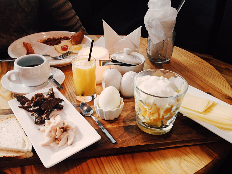 Benedict City Cafe
