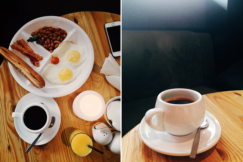 где позавтракать в Перми