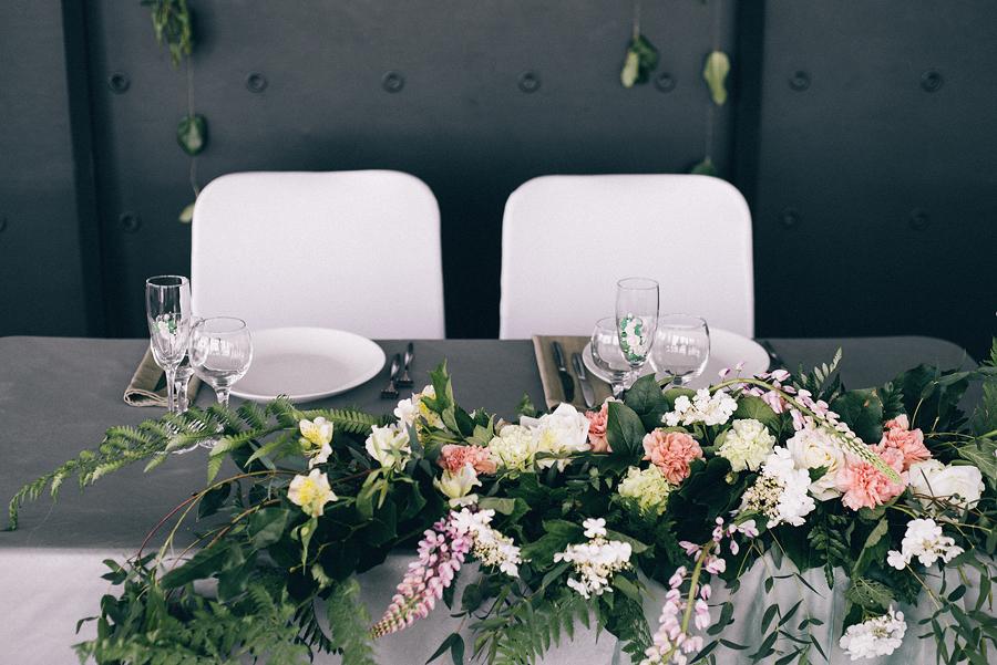 D&M стильная свадьба