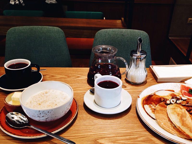 Завтракать в Перми