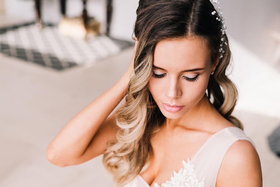 свадебный макияж идеи