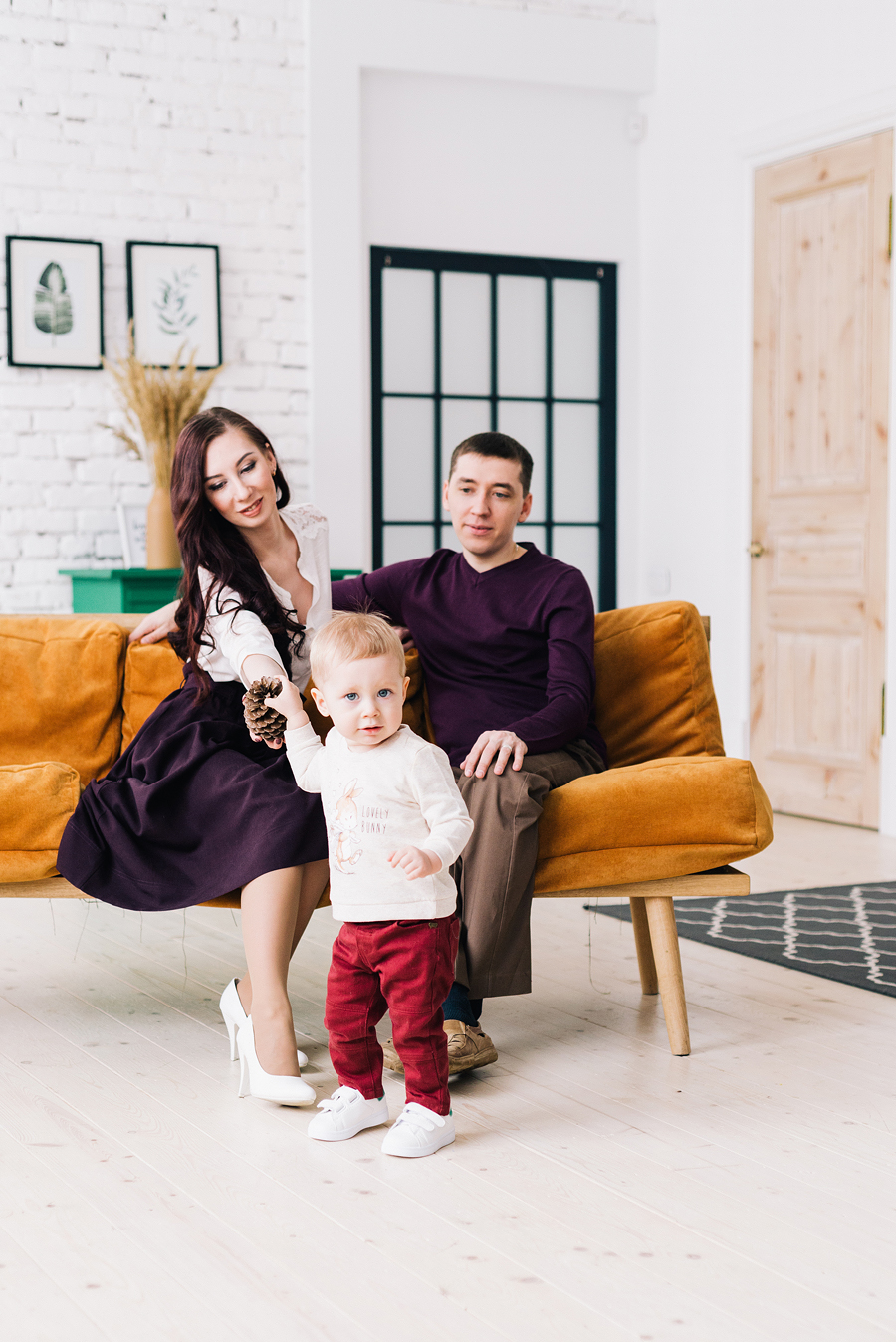как одеться на семейную фотосъёмку