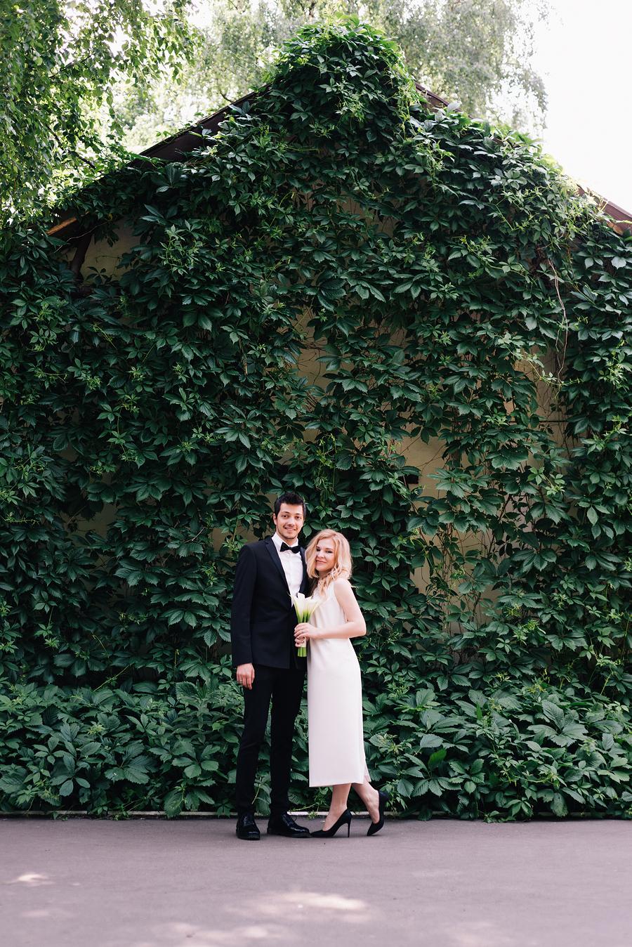 свадебная фотография в перми