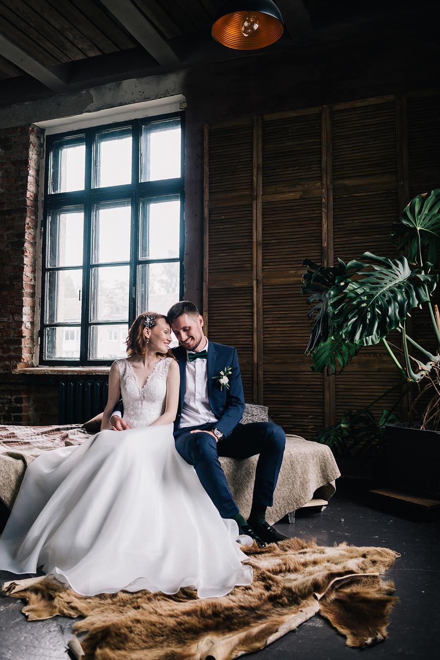 свадьба лофт