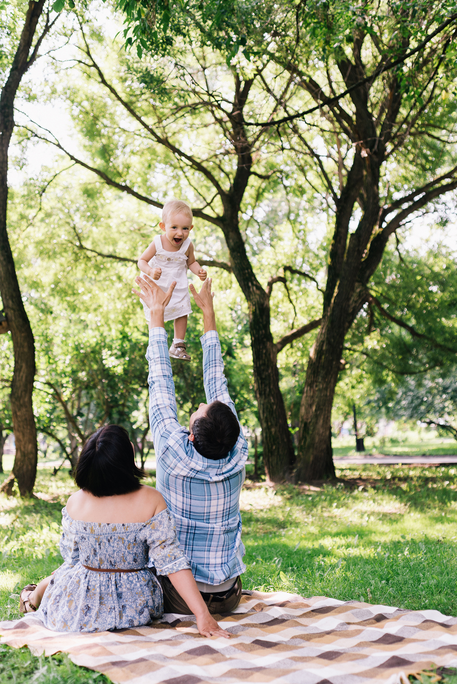 Семейная фотография в Перми