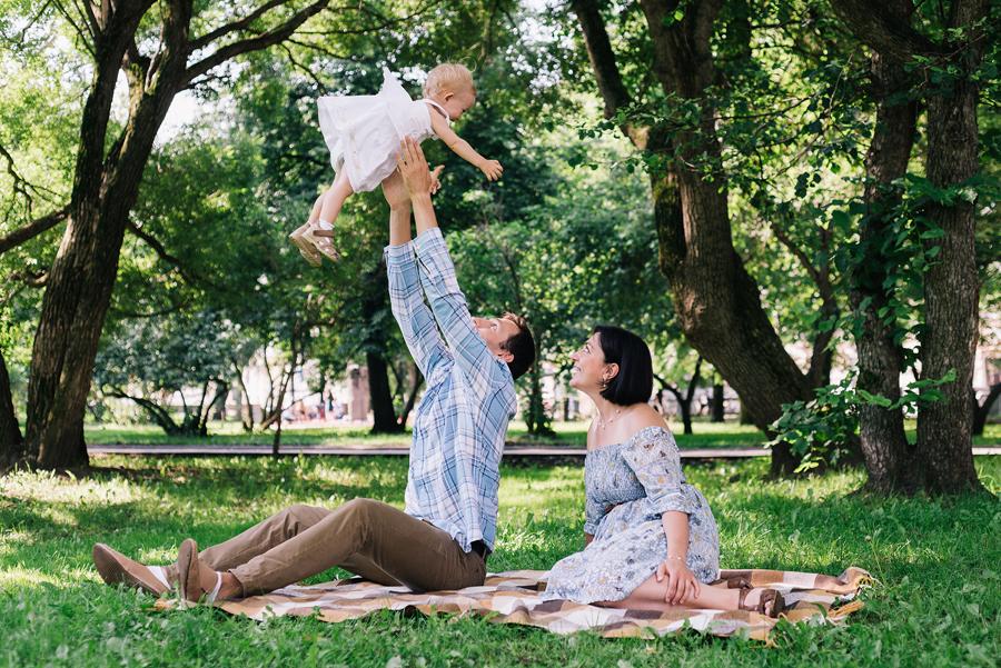 Семейный фотограф Пермь