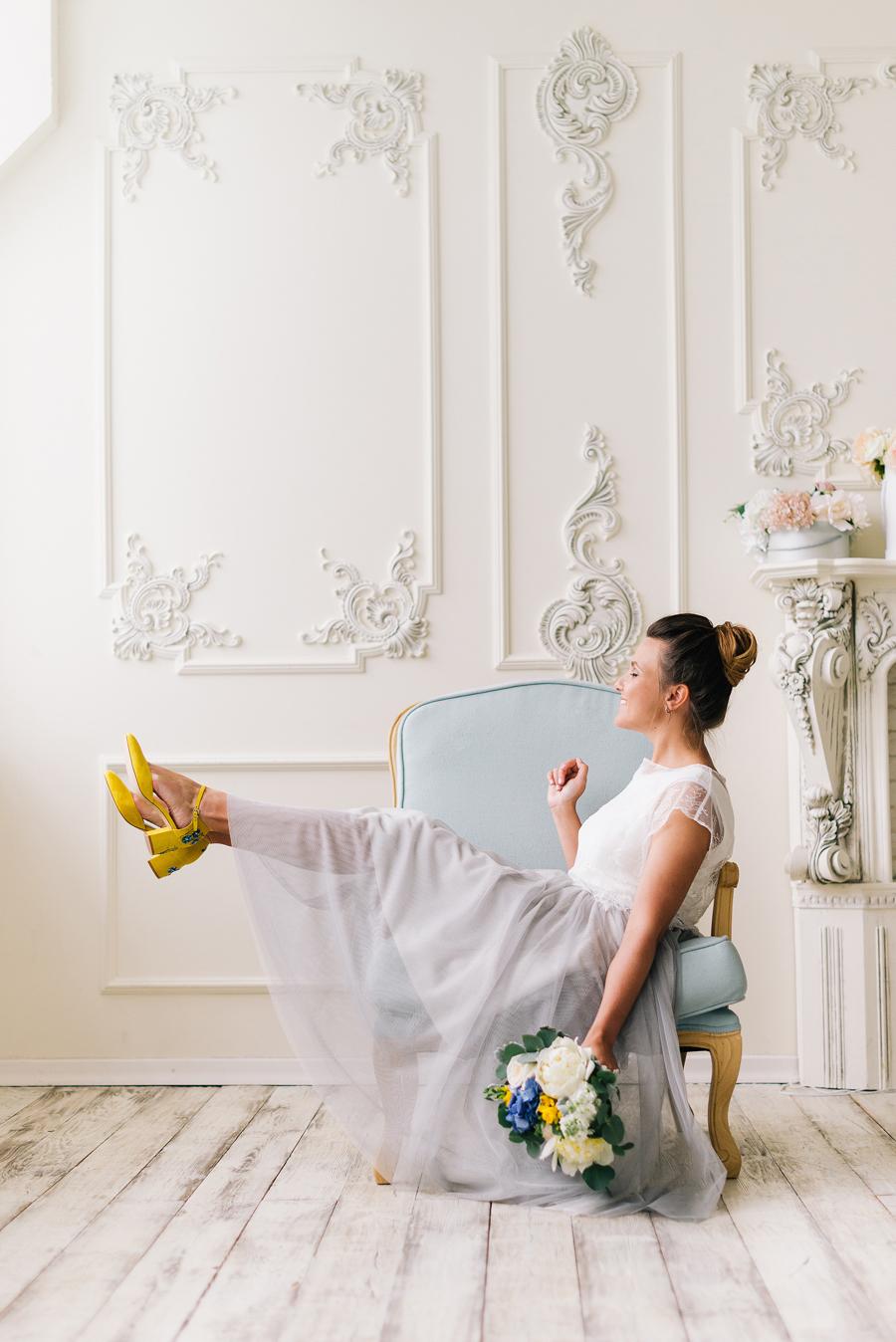 фотосесия невесты пермь