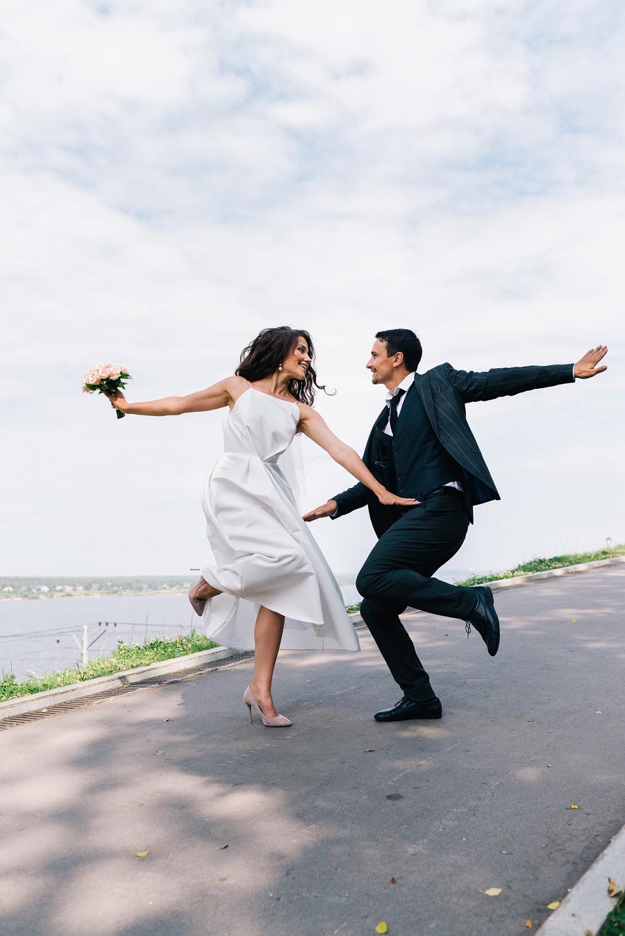 Свадьба Ла Ла Ленд