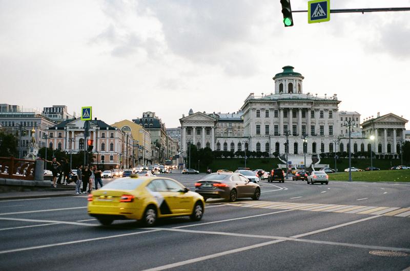 Москва фото улиц