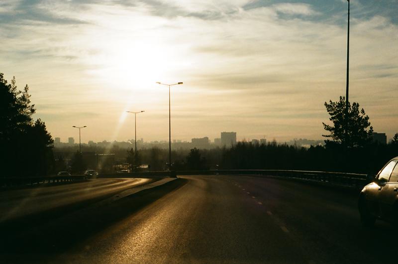 Вид на Пермь